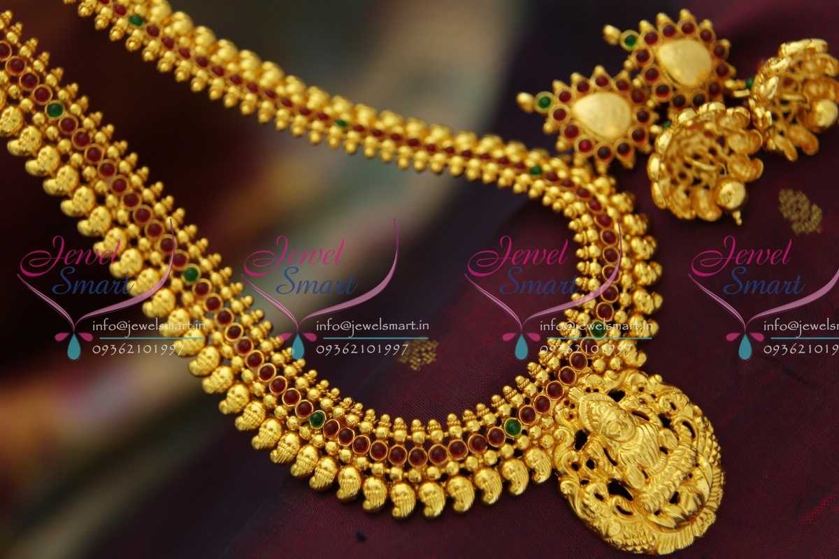 indian pendant and set earrings gold pendnat details sets