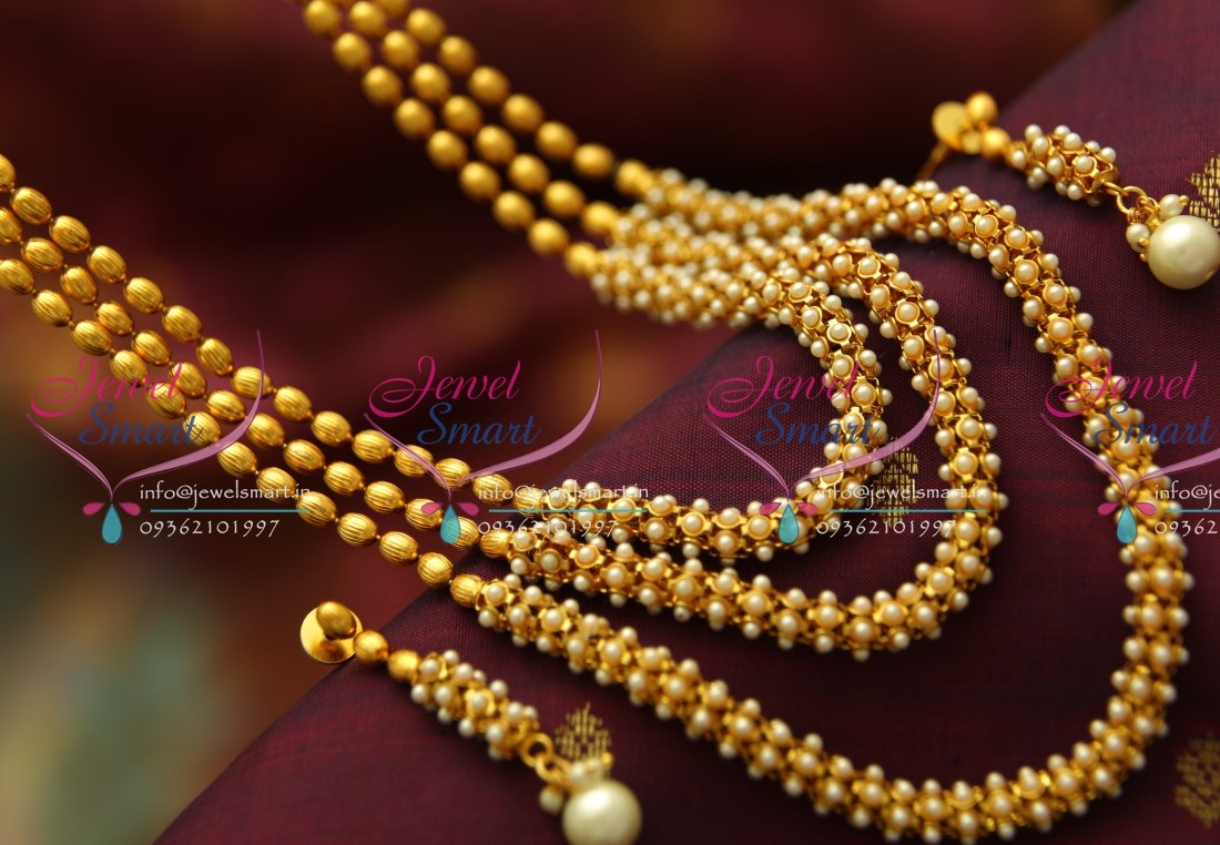 shop ring jhumkas beads all silk jewellery model modal online gold with crafts thread ap