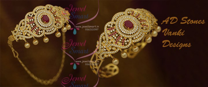 Jewelsmart Gold Plated Jewellery One Gram Imitation