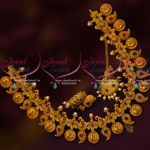 Floral Mango Peacock Design Latest Antique Fashion Jewellery Designs Online