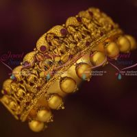 Temple Nagas Beautiful Gold Finish Vanki South Indian Premium Bridal Jewellery Designs Shop Online