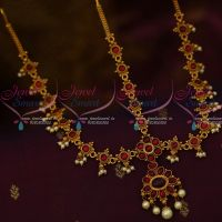 Kemp Traditional Hair Jewellery Matha Patty Bridal Ornaments Red Stones Online