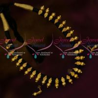 Black Thread Jewelry Dhaga Necklace Traditional Imitation Collections Online