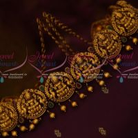Antique Nagas Vaddanam South Indian Traditional Bridal Jewellery Gold Design Exclusive Designs Online