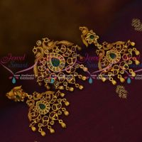 Kemp Gold Plated Traditional Jewelry Real Look Latest Design Shop Online
