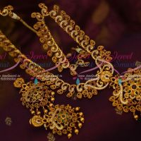 Flexible AD Medium Size Haram Latest Matte Gold Plated Fashion Jewelry Designs Online