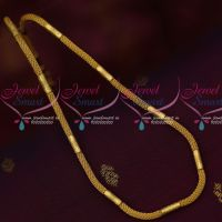 Rope Chain Fancy Design Daily Wear 18 Inches Gold Covering Imitation Jewelry Online