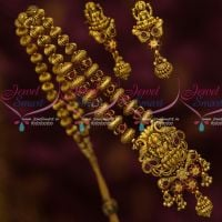 Antique Gold Plated Temple Jewellery Latest Traditional Designs Online