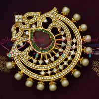 Bridal Hair Decoration AD Stones Rakodi Single Piece Jewellery Shop Online