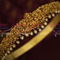 One Gram Gold Plated Temple Vaddanam Latest Traditional Jewellery Bridal Collections Online