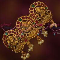 Temple Nagas Jewellery Antique Hair Clips Latest Traditional Accessories Online