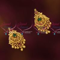 Daily Wear Jewellery Gold Covering Ear Studs Latest Designs Online