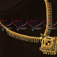 South Indian Gold Covering Simple Design Jewellery Imitation Designs Online