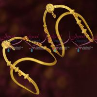 Low Price Medium Size Girs Vanki Jewellery Bajuband South Indian Party Wear Designs