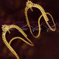 Low Price Traditional Vanki Jewellery Bajuband South Indian Party Wear Designs