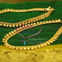 443b655bf5d A2434 Gold Plated Fancy Design Imitation Payal Leg Chain Anklet Traditional  Jewelry